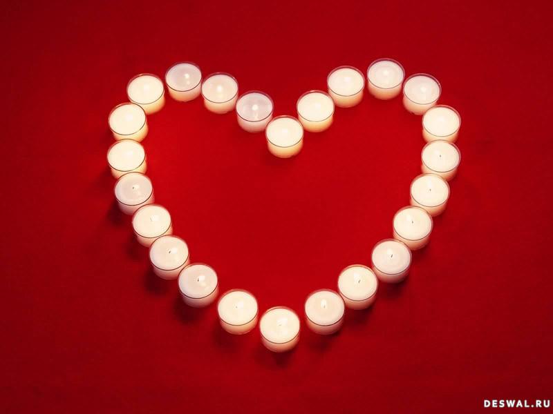 Фото 44. Нажмите на картинку с романтическими обоями - любовь, чтобы просмотреть ее в реальном размере