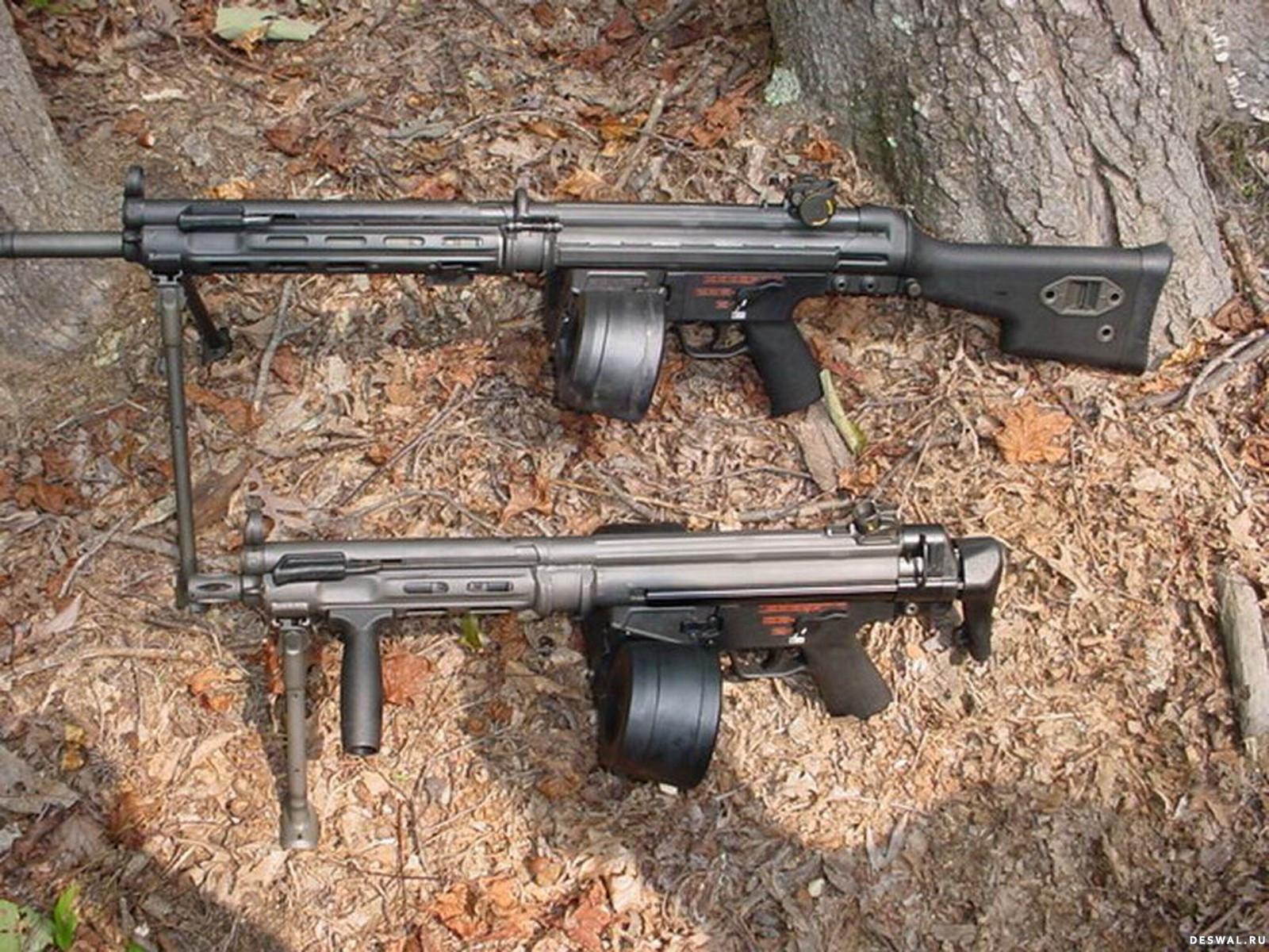 Фото 23. Нажмите на картинку с обоями оружия, чтобы просмотреть ее в реальном размере