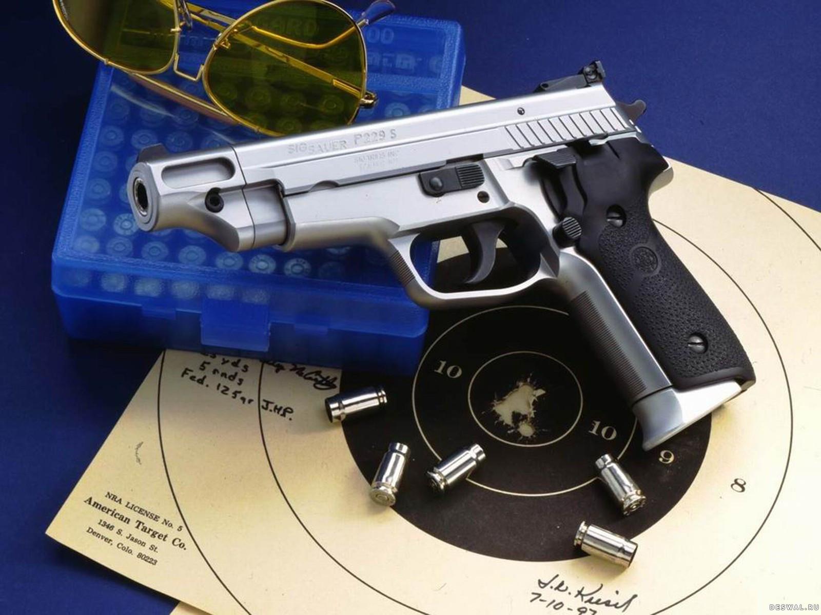 Фото 32. Нажмите на картинку с обоями оружия, чтобы просмотреть ее в реальном размере