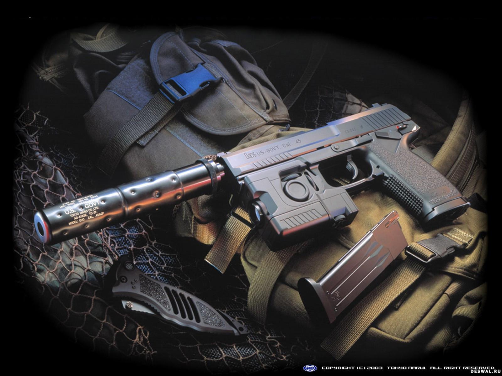 Фото 76. Нажмите на картинку с обоями оружия, чтобы просмотреть ее в реальном размере