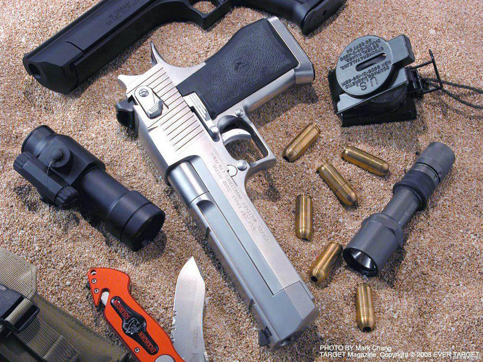 Фото 107. Нажмите на картинку с обоями оружия, чтобы просмотреть ее в реальном размере