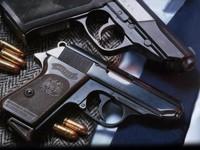 Фото 13. Обои для рабочего стола: обои с оружием