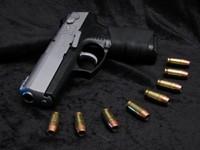 Фото 46. Обои для рабочего стола: обои с оружием