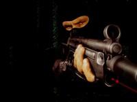 Фото 56. Обои для рабочего стола: обои с оружием