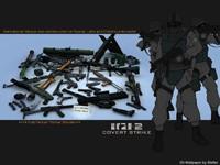Фото 115. Обои для рабочего стола: обои с оружием