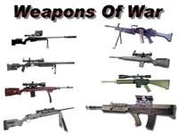 Фото 120. Обои для рабочего стола: обои с оружием