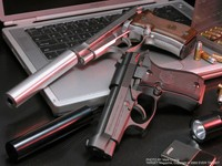Фото 124. Обои для рабочего стола: обои с оружием
