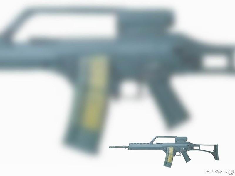 Фото 19. Нажмите на картинку с обоями оружия, чтобы просмотреть ее в реальном размере