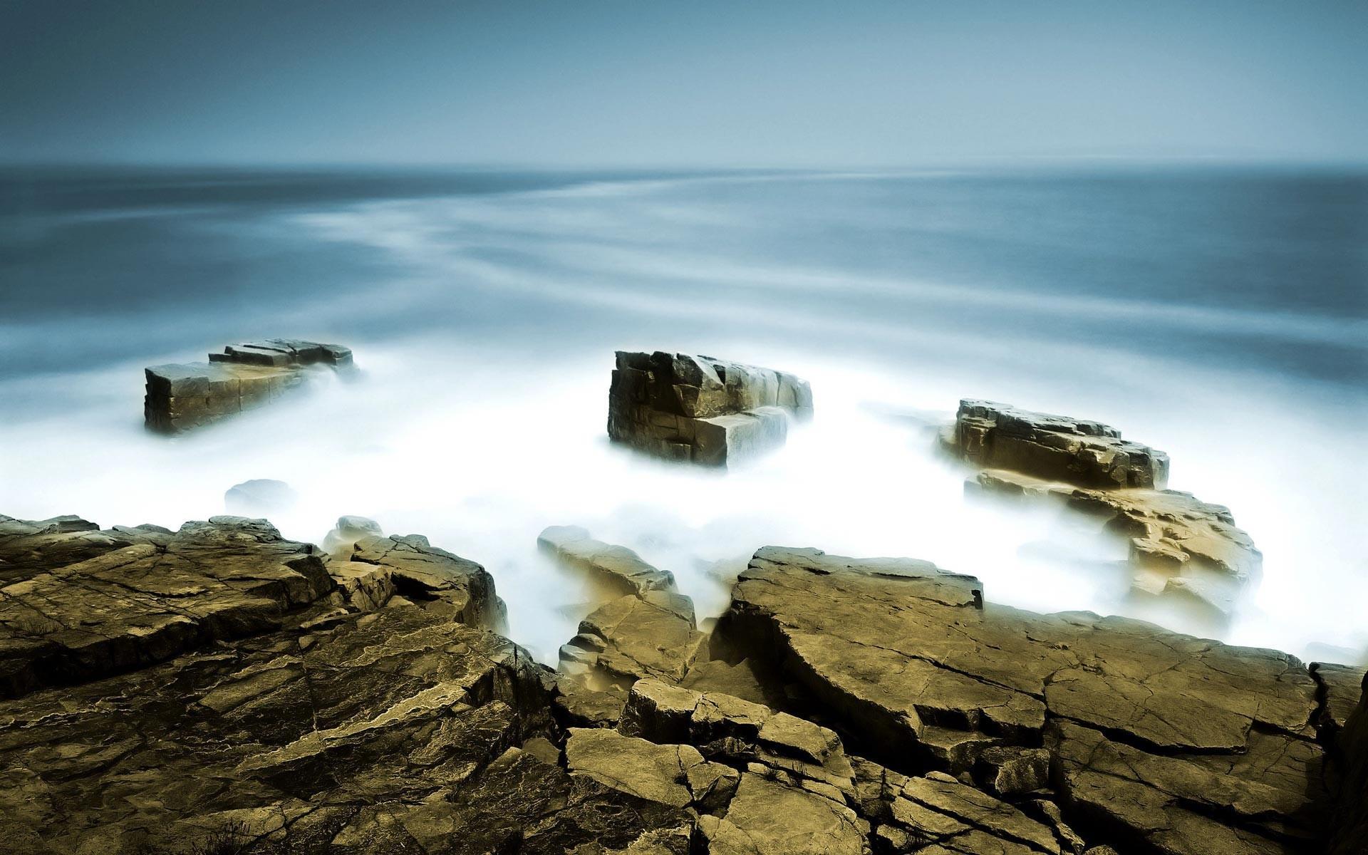 Камни в тумане