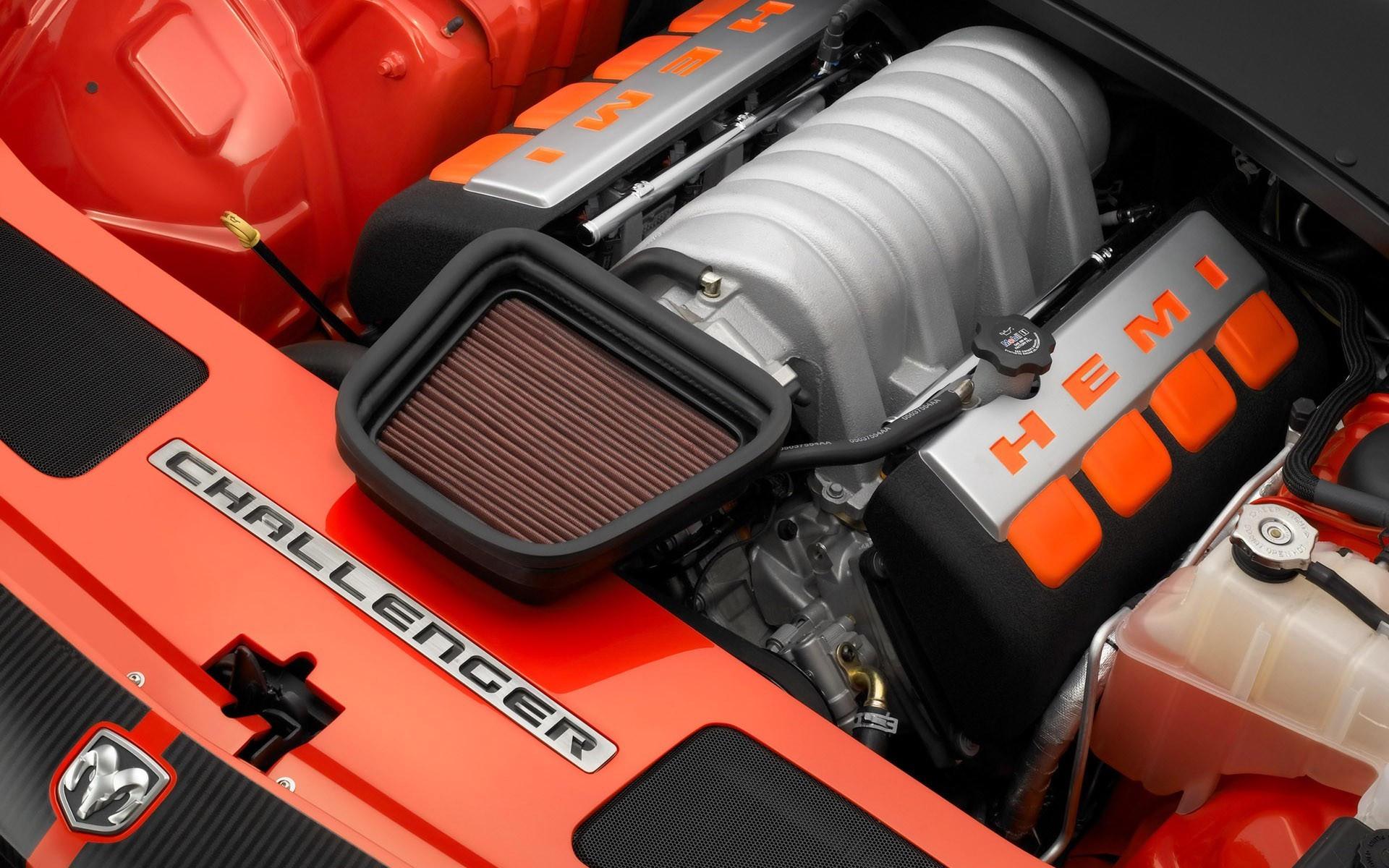 Двигатель Доджа