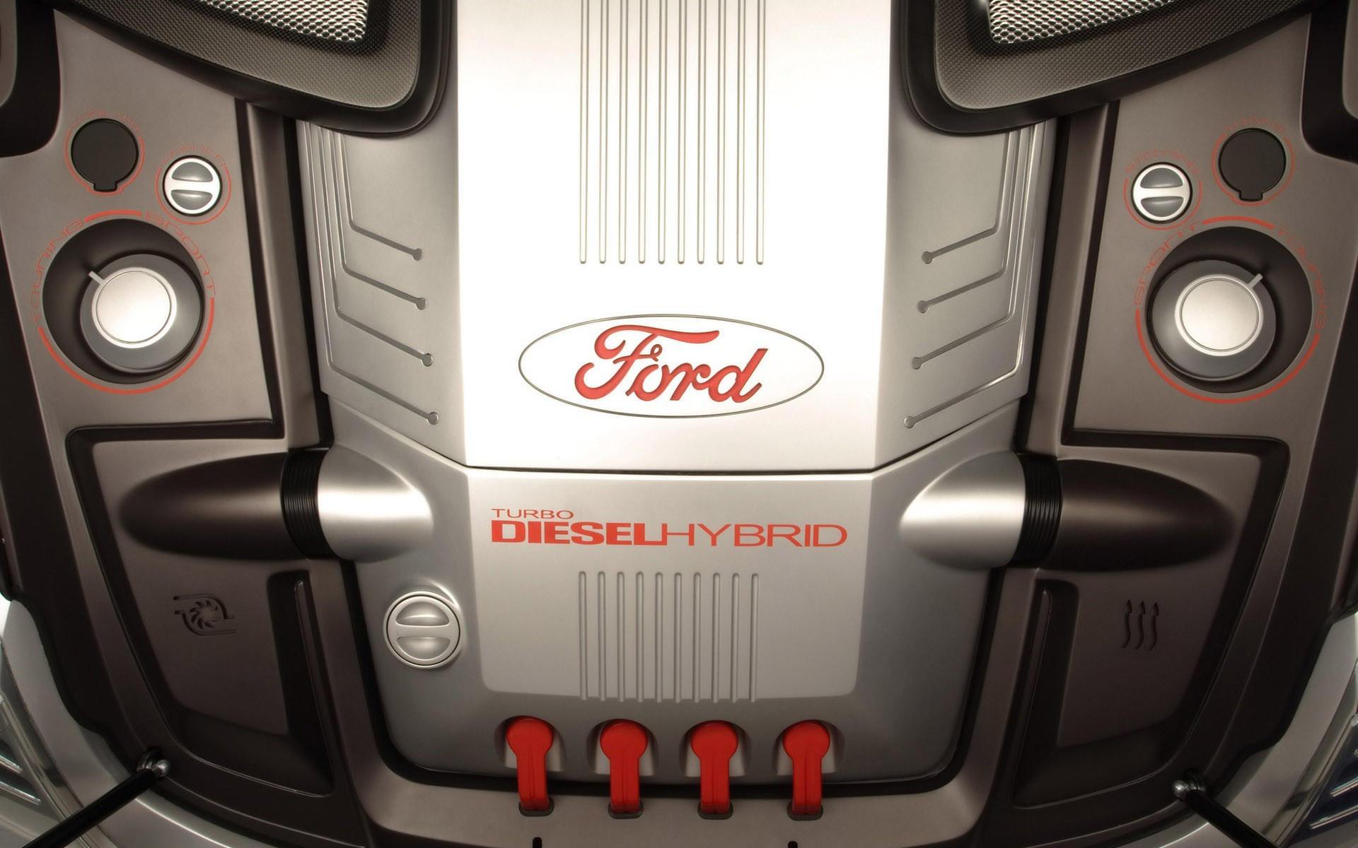 Двигатель Форда