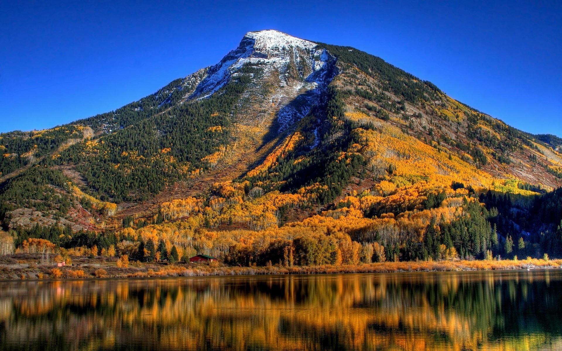 Крутая гора