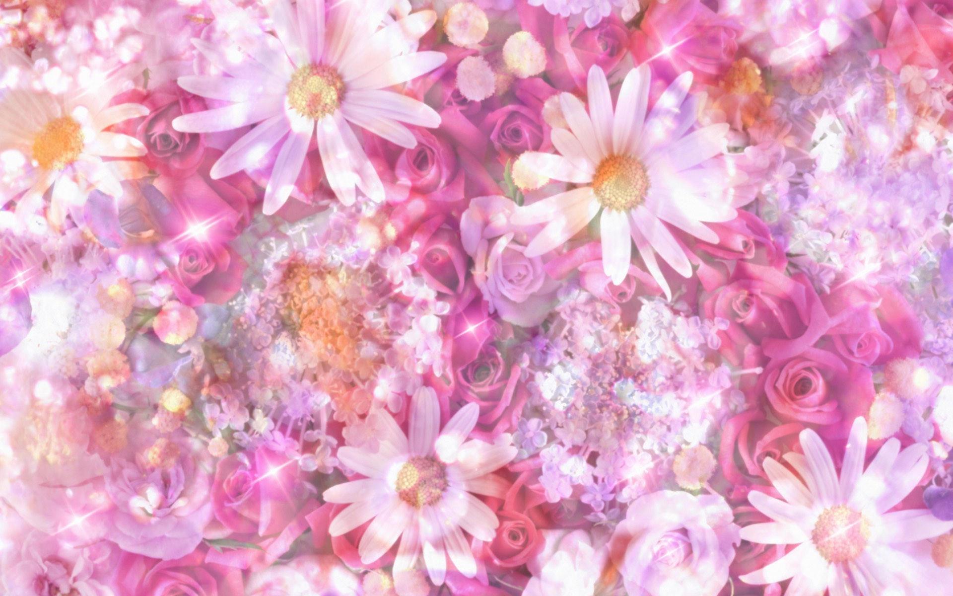 Обои на рабочий стол прекрасные цветы